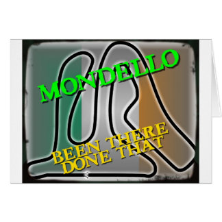 Mondello - Been There Done That Greeting Card