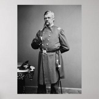 Mondo Civil War Mustache, 1860s Poster