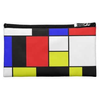 Mondrian #21-2 makeup bag