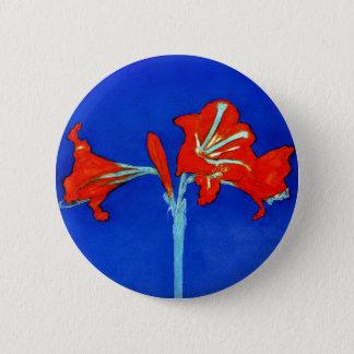 Mondrian Amaryllis Button