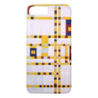 Mondrian - Broadway Boogie Woogie iPhone 7 Plus Case
