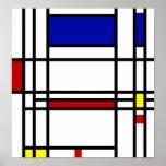 Mondrian Modern Art