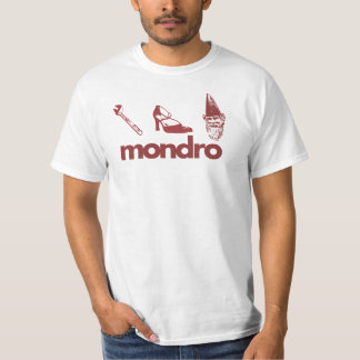 Mondro Wrench/Heels/Gnome T-Shirt