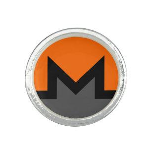 Monero cryptocurrency large logo