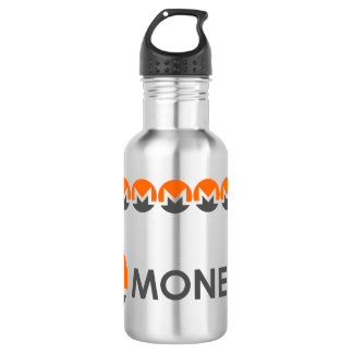 Monero Water Bottle