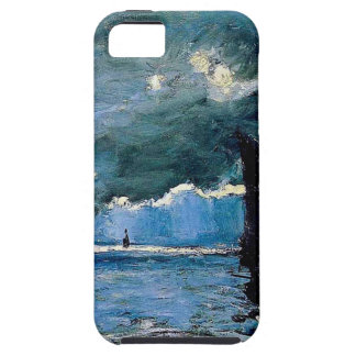 Monet A Seascape Shipping iPhone 5 Case