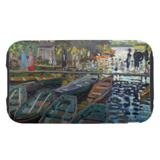 Monet Bathers iPhone 3 Tough Covers