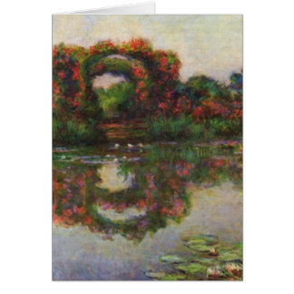 Monet Birthday Card