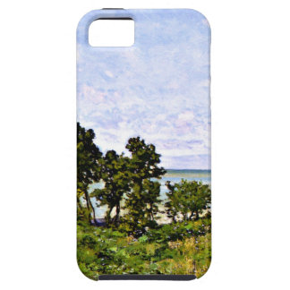 Monet - By the Sea iPhone 5 Case