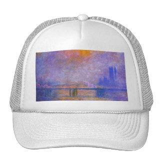 Monet Charing Cross Bridge Hat