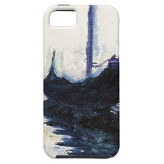 Monet Gondola In Venice Case For The iPhone 5