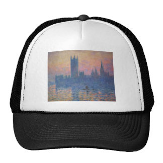 Monet - Houses of Parliament at Sunset Cap