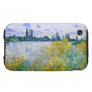 Monet Ile Aux Fleurs iPhone 3 Tough Case