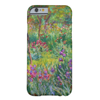 Monet Iris Garden at Giverny iPhone 6 case Barely There iPhone 6 Case