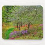 Monet Landscape Mouse Mats