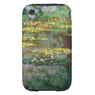 Monet Le Bassin des Nympheas iPhone 3 Tough Covers