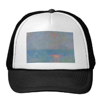 Monet Painting Cap