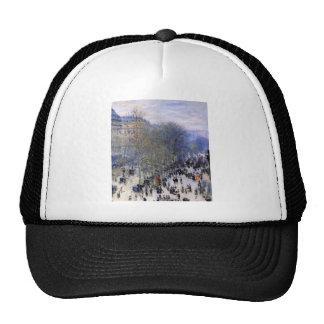 Monet Painting Trucker Hat