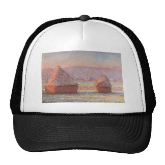Monet Painting Cap