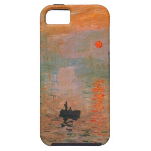Monet Painting iPhone 5 Covers