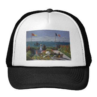 Monet Painting Mesh Hat