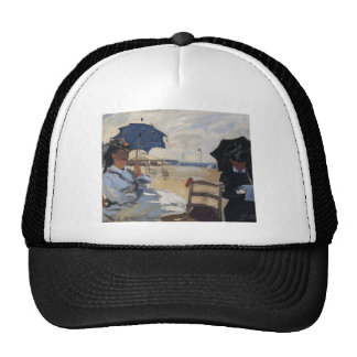 Monet Painting Hat
