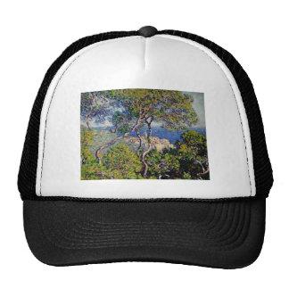 Monet Painting Landscape Cap