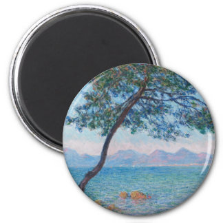 Monet Painting Magnet