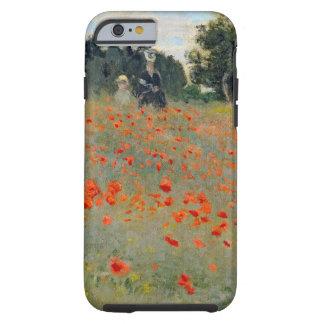 Monet Poppies iPhone 6/6S Tough Case