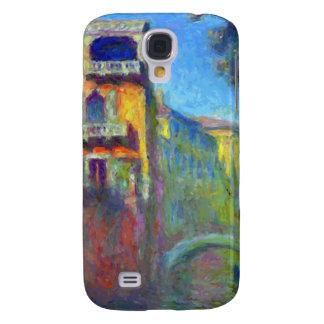 Monet - Rio Della Salute Samsung Galaxy S4 Cover