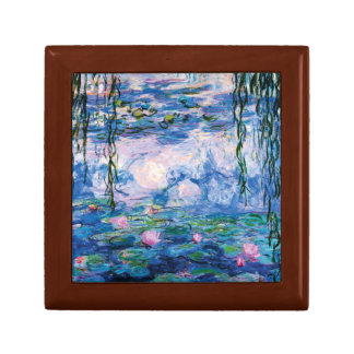 Monet's Water Lilies Gift Box