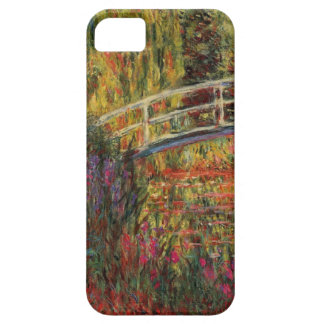 Monet's Water Lily Pond Case For The iPhone 5