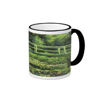 Monet s Water Lily Pond Coffee Mug