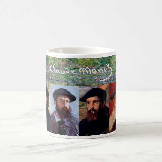 Monet Self Portrait Mug