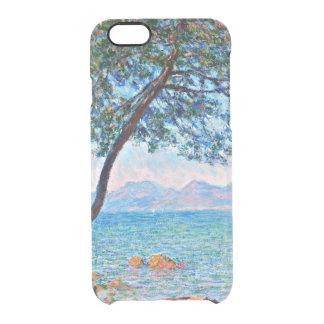 Monet - The Esterel Mountains Clear iPhone 6/6S Case