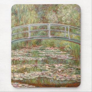 Monet: The Japanese Bridge Mouse Mat