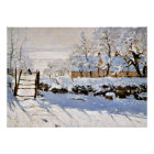 Monet - The Magpie Poster