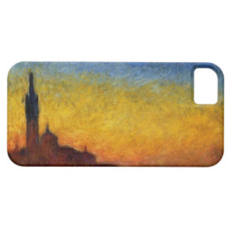 Monet Twilight In Venice iPhone 5 Covers