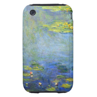 Monet - Water Lilies 1906 Tough iPhone 3 Cases