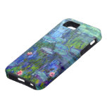 Monet Water Lilies 1915 iPhone 5 Case-Mate