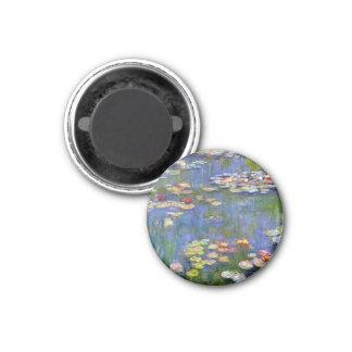 Monet Water Lilies 1916 Magnet
