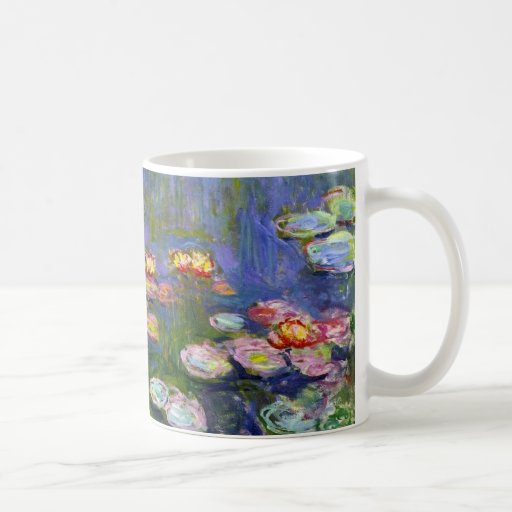 Monet Water Lilies 1916 Mug