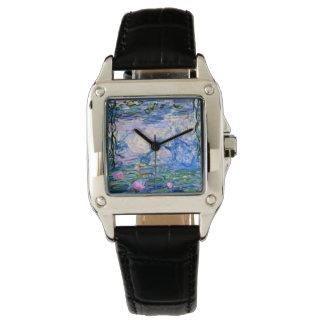 Monet - Water Lilies 1919 Watch