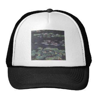 Monet Water Lilies Trucker Hat