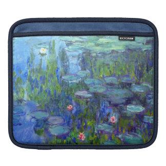 Monet Water Lilies iPad Sleeve
