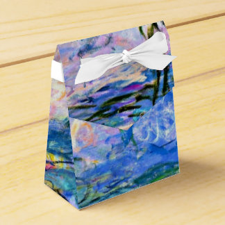 Monet - Water Lilies (pink) Favour Box