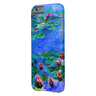 Monet - Water Lilies (red) Barely There iPhone 6 Case
