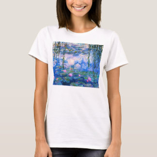 Monet Water Lilies T-Shirt