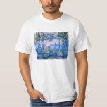 Monet Water Lilies T-shirt