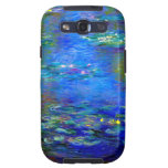 Monet Water Lilies v4 Galaxy SIII Cover